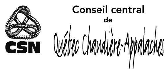 Conseil central de Québec–Chaudière-Appalaches–CSN